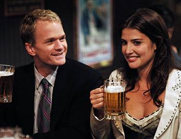 How I Met Your Mother S01E02 Je te présente Ted