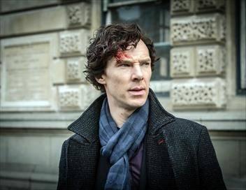 Sherlock S03E01 Le cercueil vide