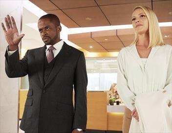 Suits, avocats sur mesure S08E11 Remonter sur le ring