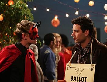 How I Met Your Mother S01E06 Halloween