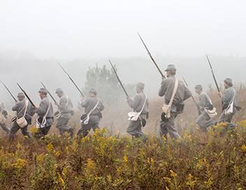 American War History S01E01 La bataille de Bull Run