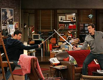How I Met Your Mother S01E08 Le duel