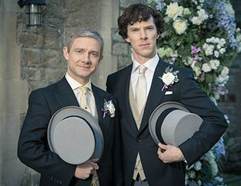 Sherlock S03E02 Le signe des trois