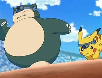 La journée des Pokémon : Spécial Ronflex