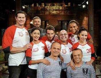 Sur France 2 à 21h00 : Fort Boyard