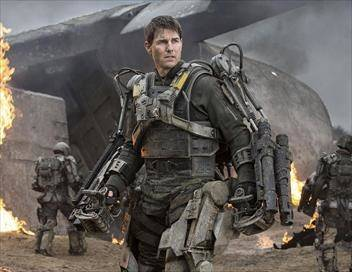 Sur TF1 à 21h05 : Edge of Tomorrow