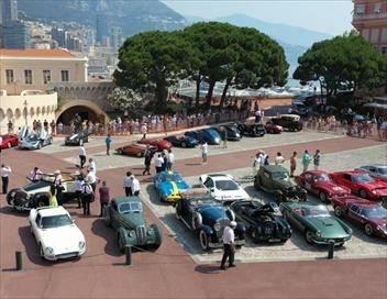 Élégance et automobile à Monte-Carlo