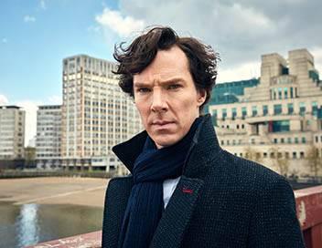 Sherlock S04E01 Les six Thatcher