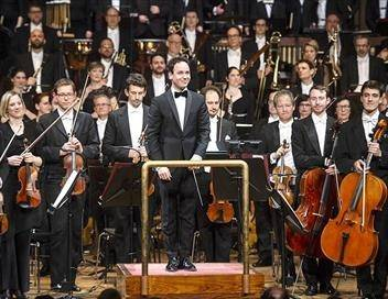 Gergely Madaras et l'Orchestre philharmonique royal de Liège