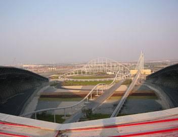 Megastructures Les montagnes russes d'Abou Dhabi