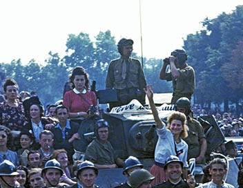Août 1944, la libération de Paris