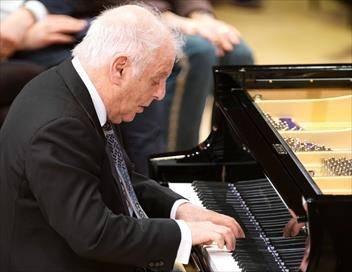 Daniel Barenboim joue la sonate D 960 de Schubert