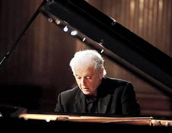 Daniel Barenboim joue la sonate D 959 de Schubert