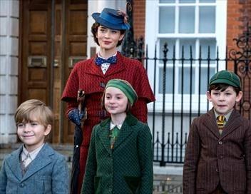 Sur Canal+ à 21h05 : Le retour de Mary Poppins