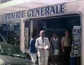 A chacun son histoire, Guadeloupe Hubert Jasor, le libraire de Point-à-Pitre