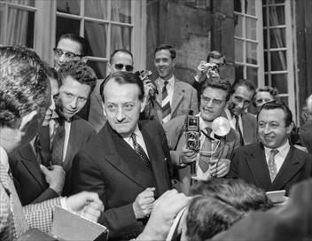 André Malraux, l'épreuve du pouvoir