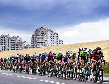 Cyclisme Eurométropole Tour 2014