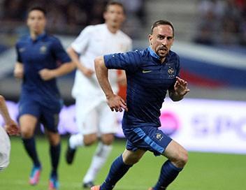 Franck Ribéry, à l'origine