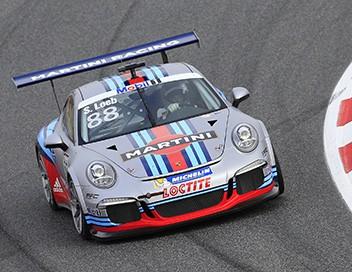 Automobilisme Porsche Super Cup 2014