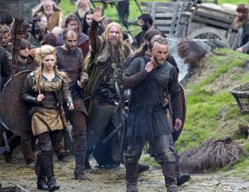 Vikings S01E04 Justice est faite