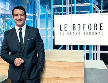 Le Before du grand journal César 2015