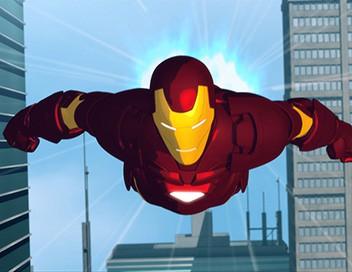 Iron Man S02E08 Fatalis attaque