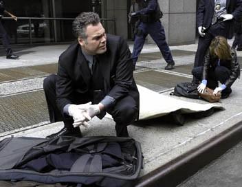 New York, section criminelle S03E01 Mauvais plan