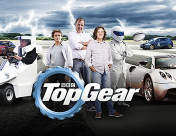 Top Gear Episode 2/6 : Le meilleur taxi du monde