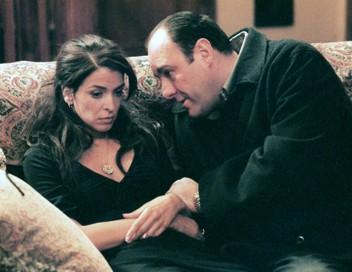 Les Soprano S03E12 Amour fou