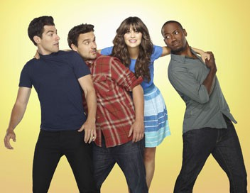 New Girl S01E16 Peace & Love