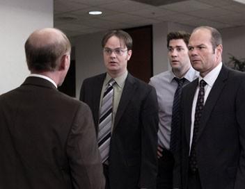 The Office S08E23 Andy la menace