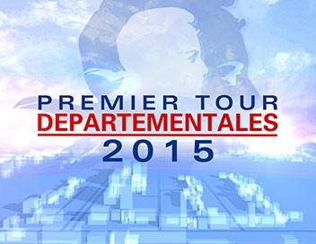 Elections départementales 2015 Premier tour