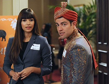 New Girl S02E16 La table 34