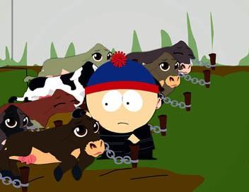 South Park S06E04 Le veau c'est rigolo en streaming