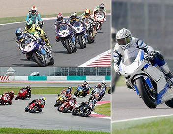 Motocyclisme Championnat d'Europe de supermoto 2018