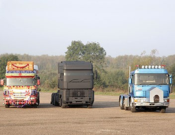 Top Gear Episode 1 : Trois camions d'enfer
