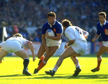 Rugby Coupe du monde 1991