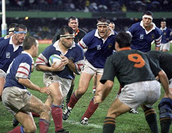 Rugby Coupe du monde 1995