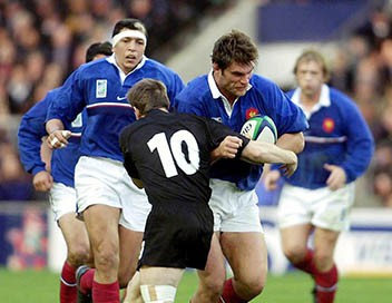 Rugby Coupe du monde 1999
