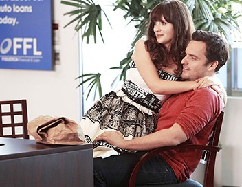 New Girl S03E05 Le nombril du monde