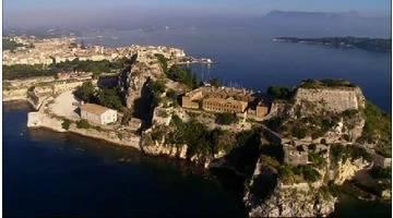 Les côtes d'Europe vues du ciel : ODYSSEE GRECQUE