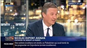 Commémorations: François Hollande et Xavier Bertrand fraternisent dans le Nord