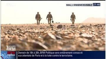 Mali, l'ennemi invisible
