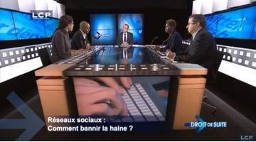 Droit de suite : Réseaux sociaux : Comment bannir la haine ?