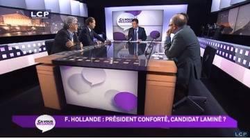 Ça Vous Regarde - Le débat : François Hollande : président conforté, candidat laminé ?