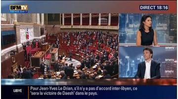 """Attentats de Paris: """"Il faut que l'état d'urgence soit temporaire sinon ça n'a aucun sens"""", Marc Trévidic (1/3)"""