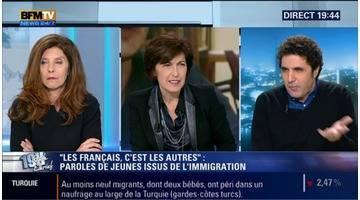 """""""Les Français, c'est les autres"""": Isabelle Wekstein-Steg et Mohamed Ulad donnent la parole à de jeunes issus de l'immigration"""
