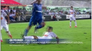 Temps Forts SFR Sport Décembre 2016