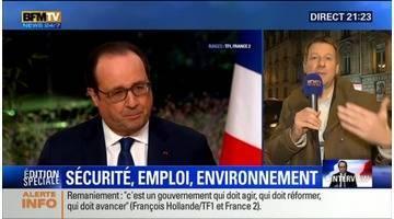 """Remaniement: """"Au fond, j'ai l'impression que ce gouvernement est surtout fait pour préparer l'élection de 2017"""", Yannick Jadot"""