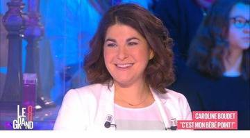 L'invitée : Caroline Boudet - Le Grand 8 - 17/02/2016